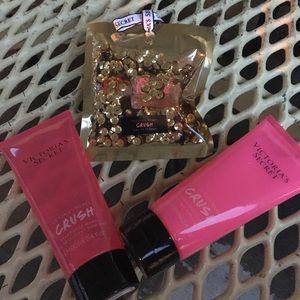 3 pc NWT Victoria's Secret Crush Set!
